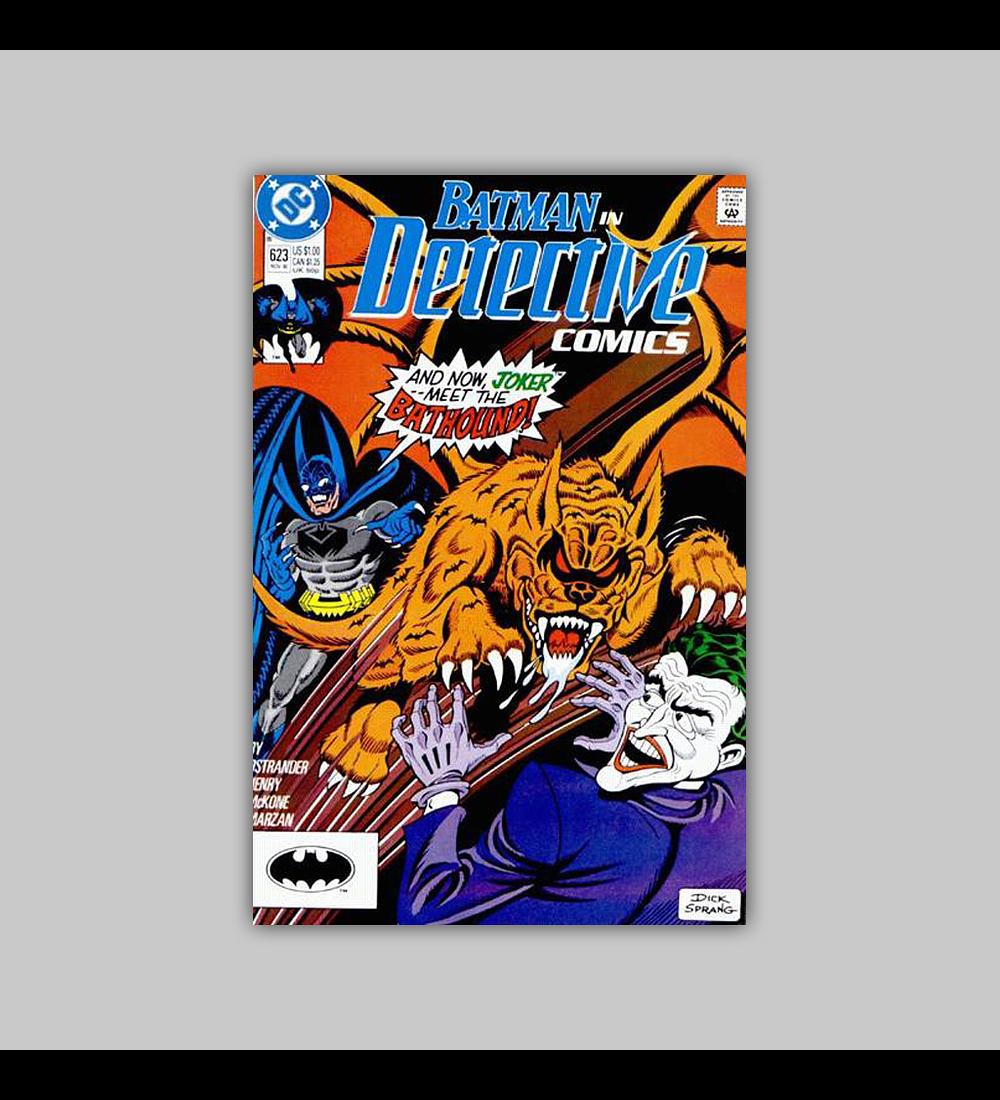 Detective Comics 623 1990