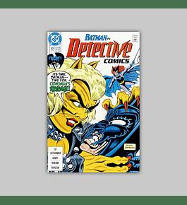 Detective Comics 624 1990