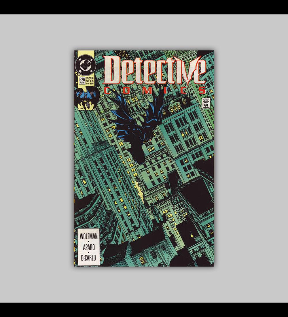 Detective Comics 626 1991