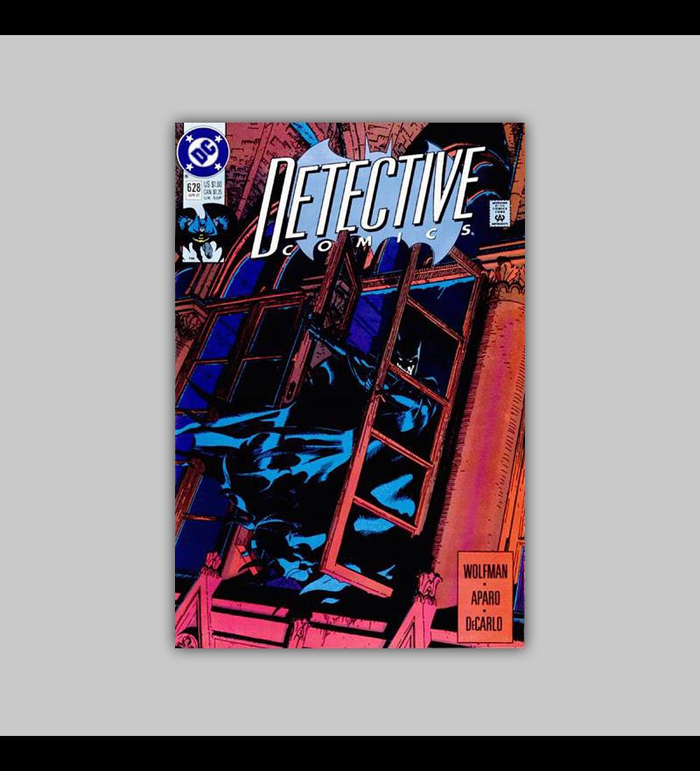 Detective Comics 628 1991