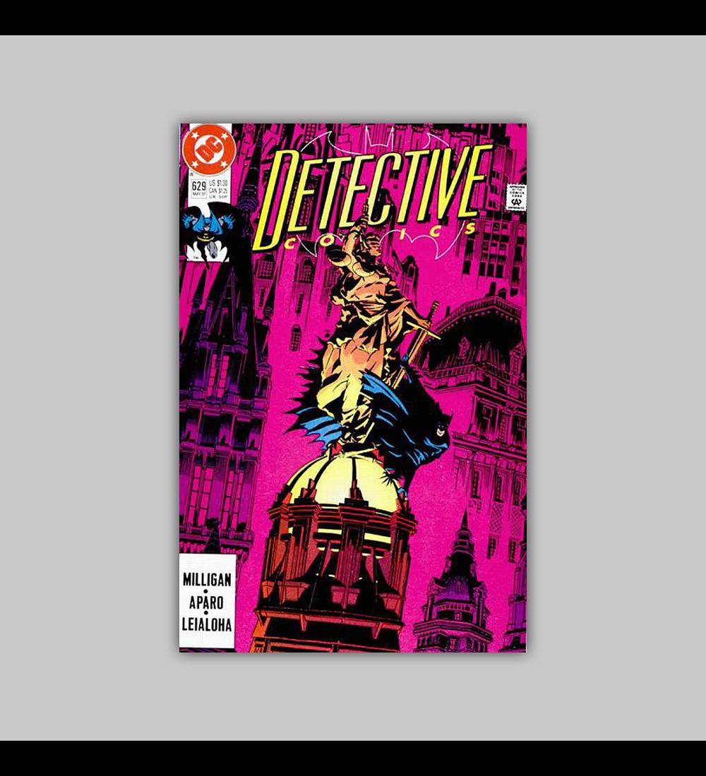Detective Comics 629 1991