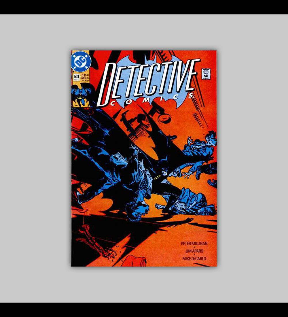 Detective Comics 631 1991