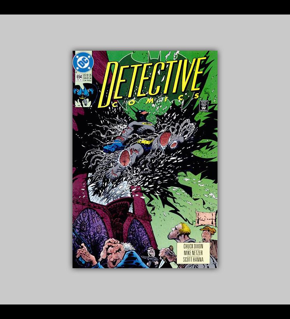 Detective Comics 654 1992
