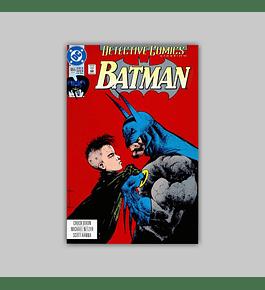 Detective Comics 655 1993
