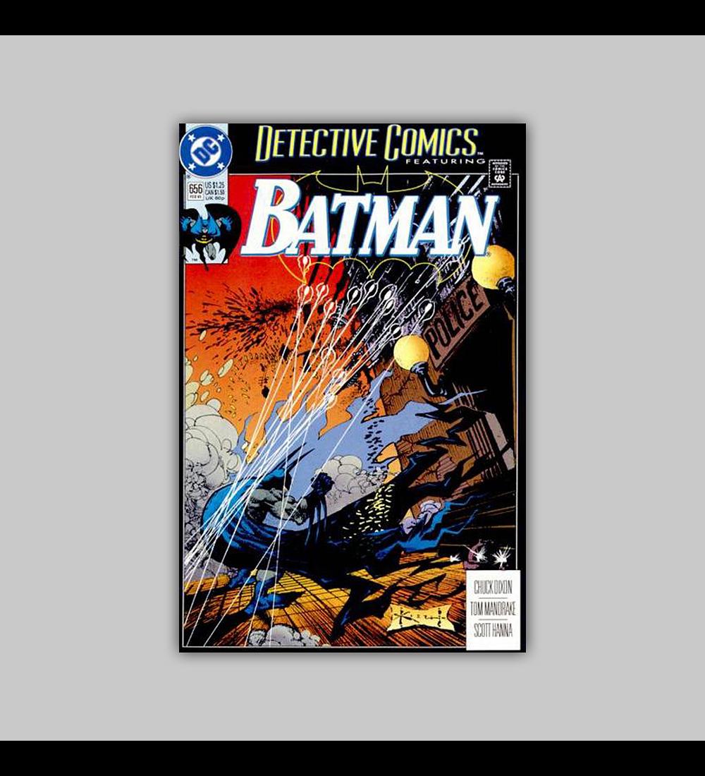 Detective Comics 656 1993