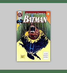 Detective Comics 658 1993