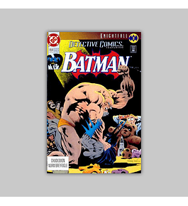 Detective Comics 659 1993