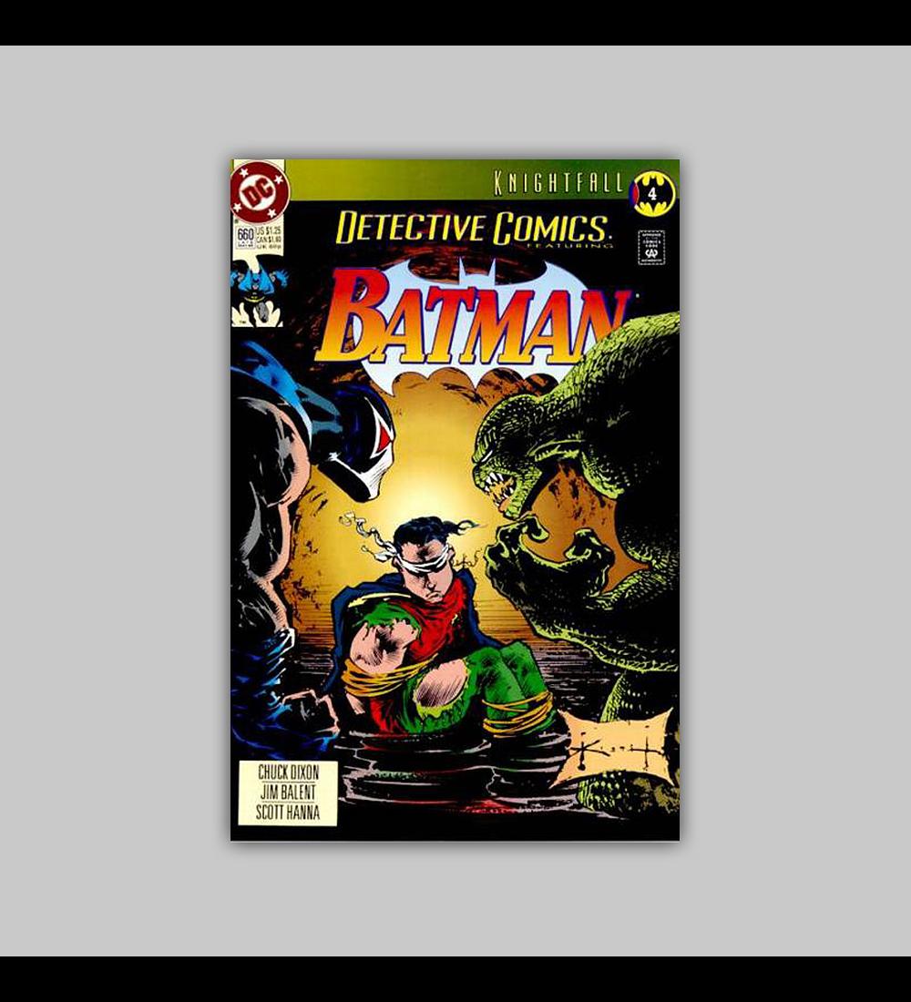 Detective Comics 660 1993