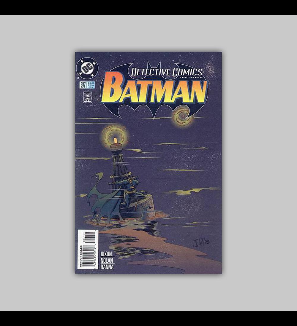 Detective Comics 687 1995