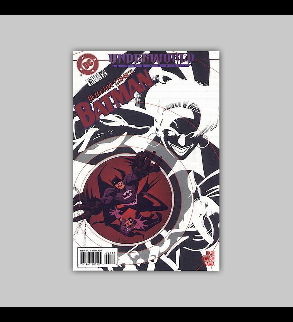 Detective Comics 691 1995