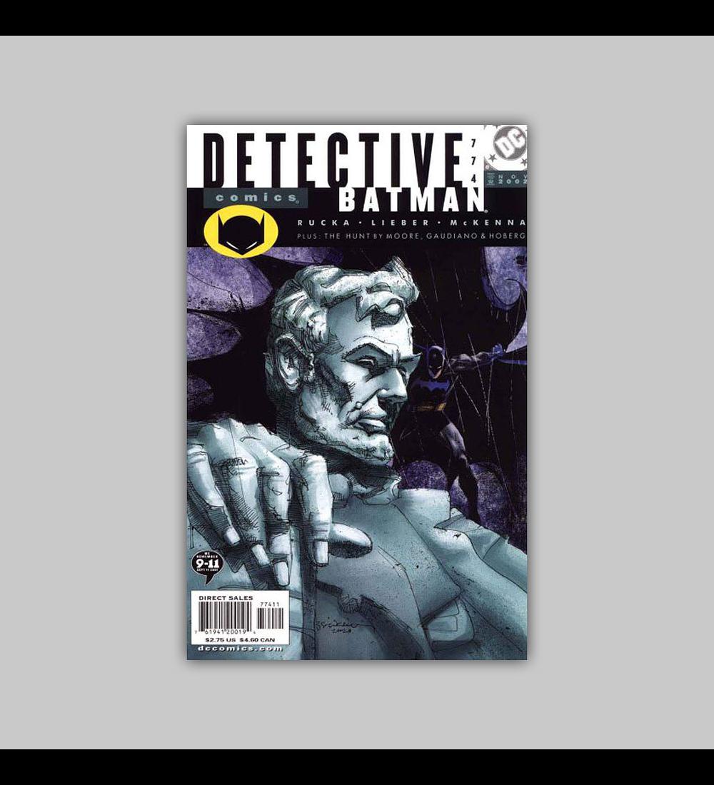 Detective Comics 774 2002