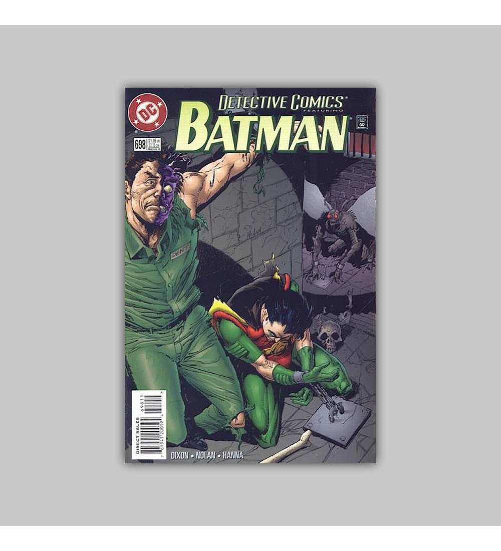 Detective Comics 698 1996