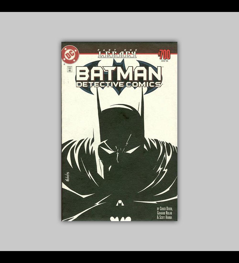Detective Comics 700 Collectors