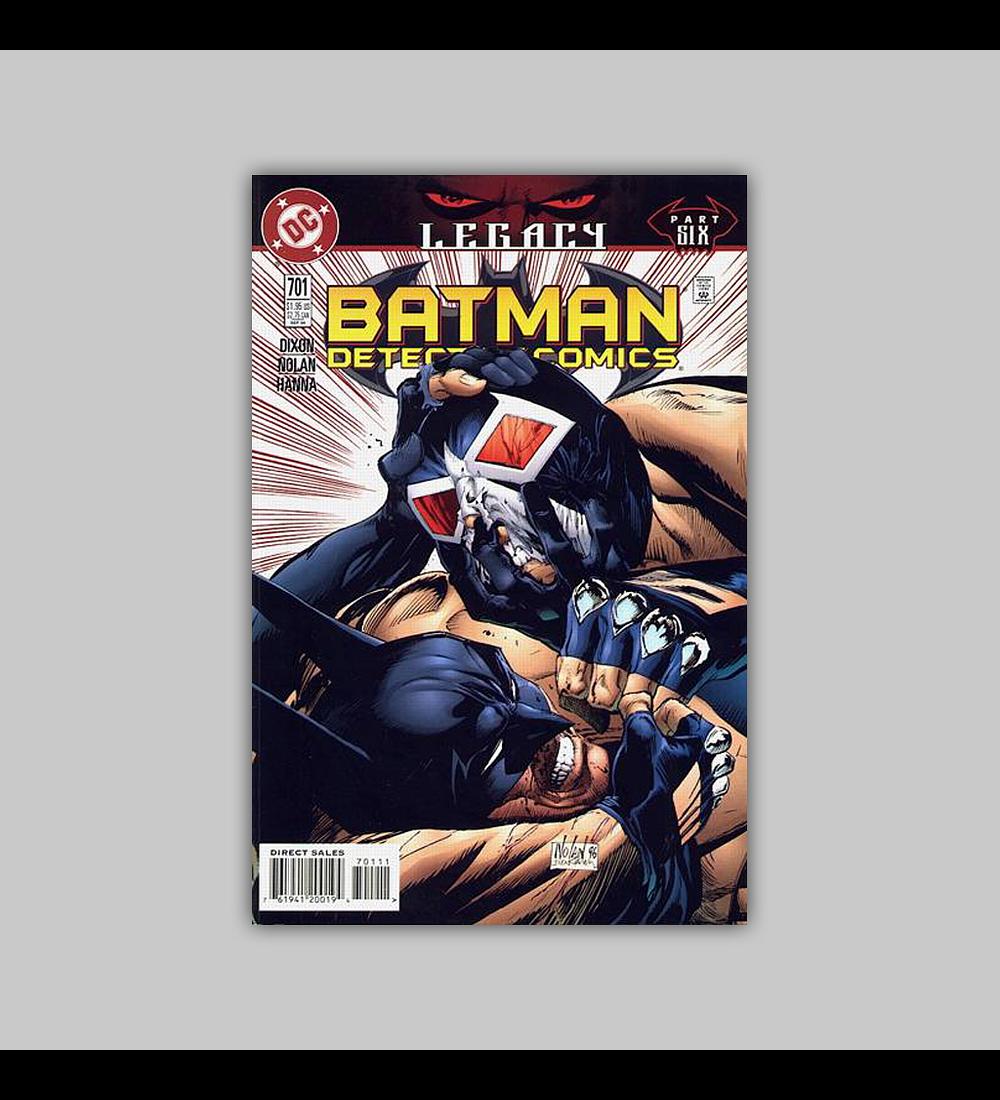 Detective Comics 701 1996