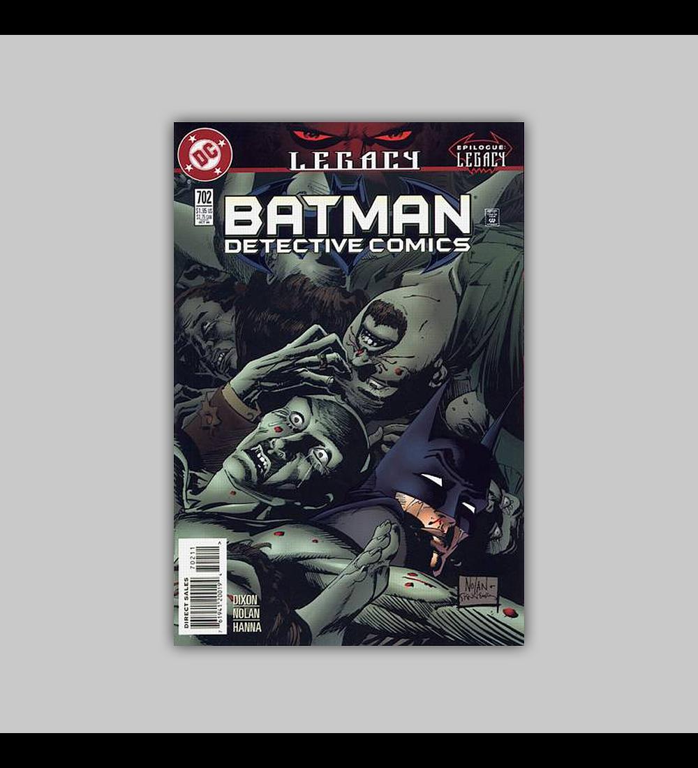 Detective Comics 702 1996