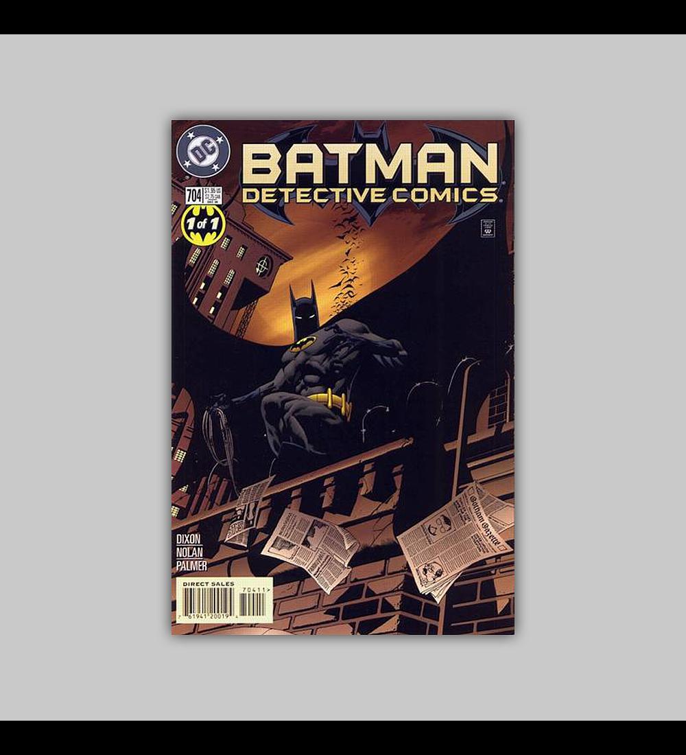 Detective Comics 704 1996