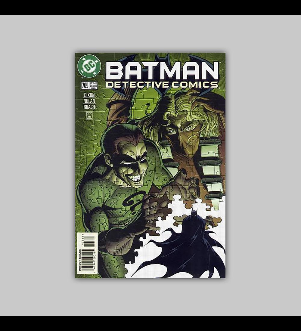 Detective Comics 705 1997