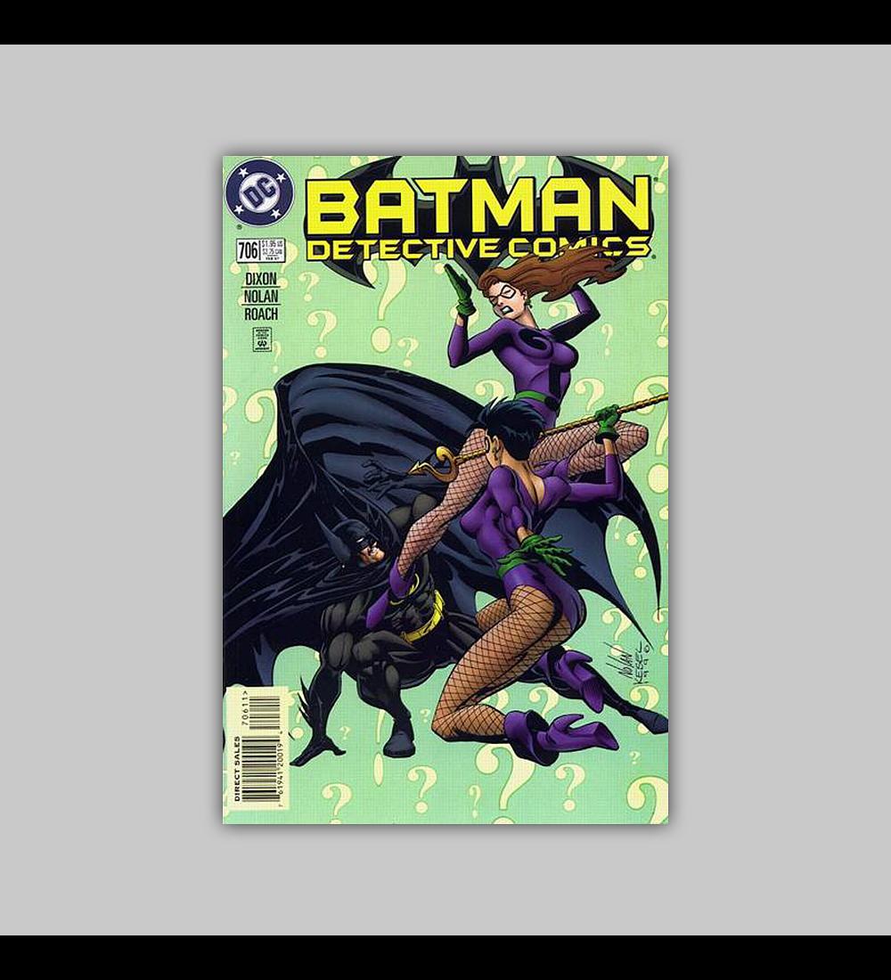 Detective Comics 706 1997