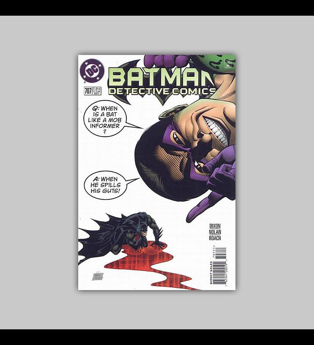 Detective Comics 707 1997
