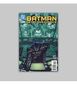 Detective Comics 711 1997