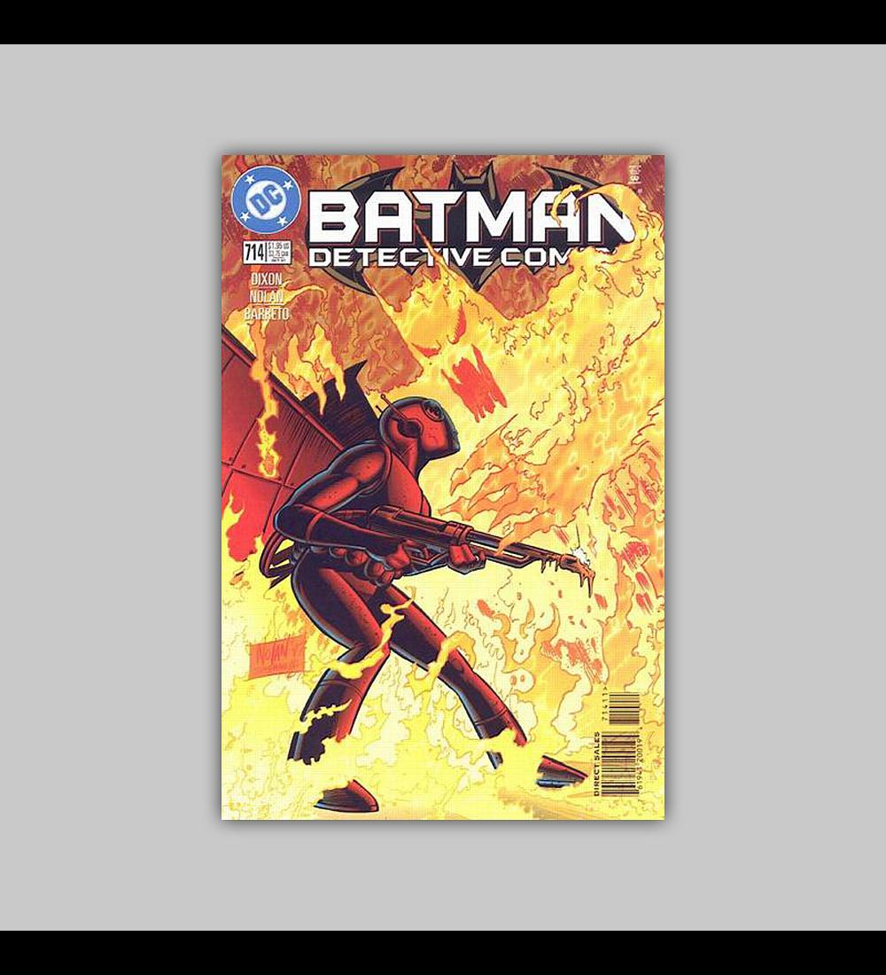 Detective Comics 714 1997
