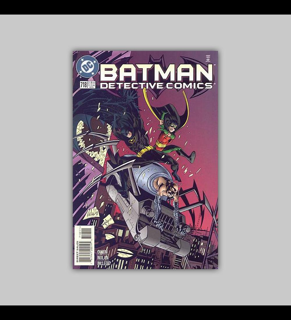 Detective Comics 718 1998