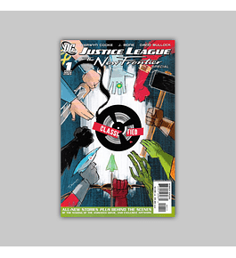 Justice League: The New Frontier Special 1 2008