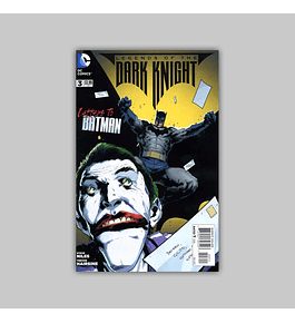 Legends of the Dark Knight 3 2013