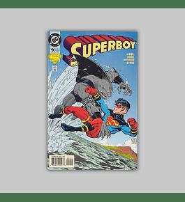 Superboy (Vol. 3) 9 1994