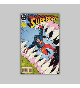 Superboy (Vol. 3) 10 1994