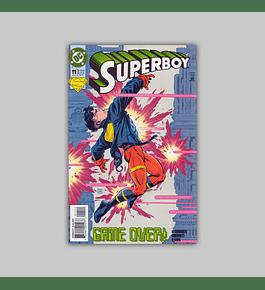 Superboy (Vol. 3) 11 1995