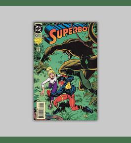 Superboy (Vol. 3) 12 1995
