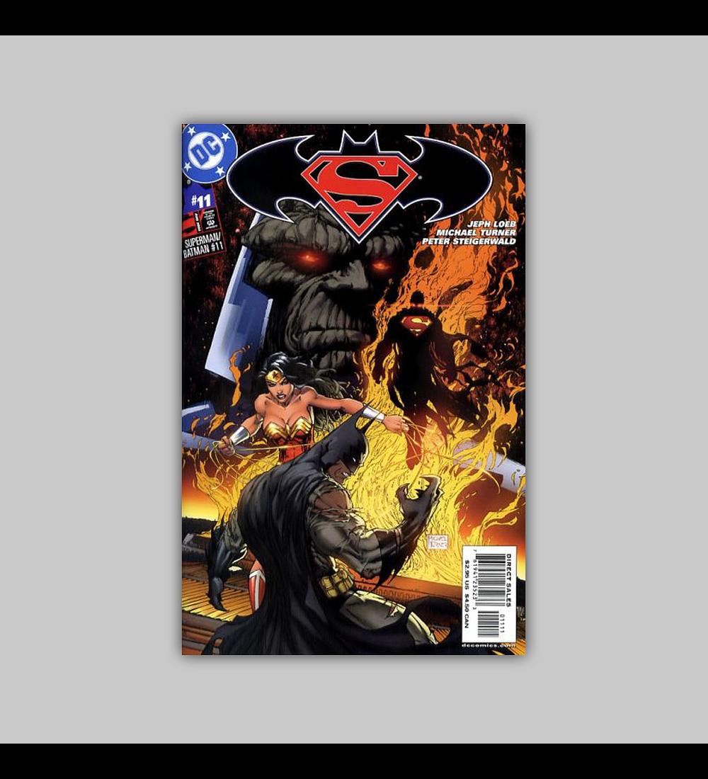 Superman/Batman 11 2004