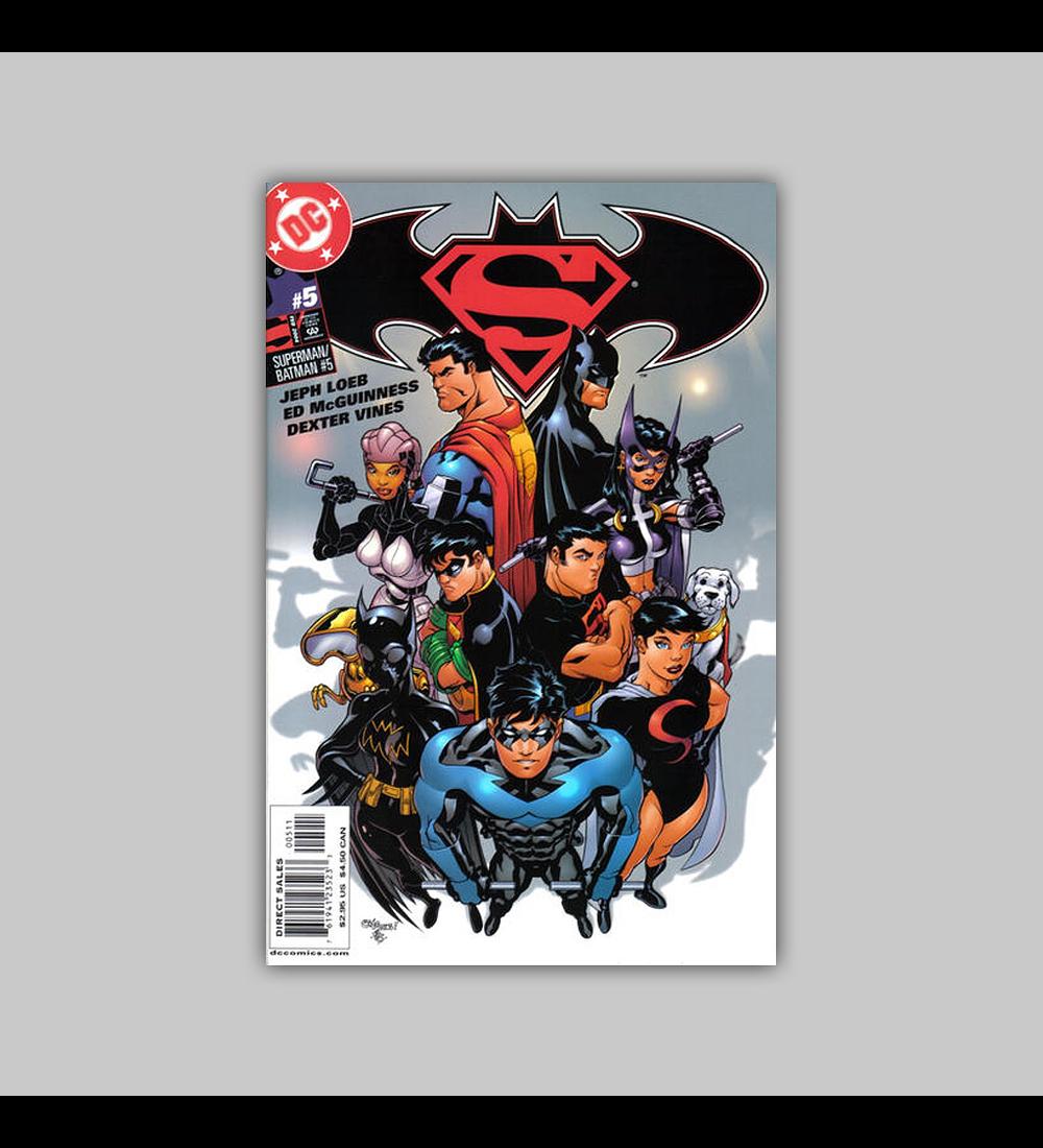 Superman/Batman 5 2004