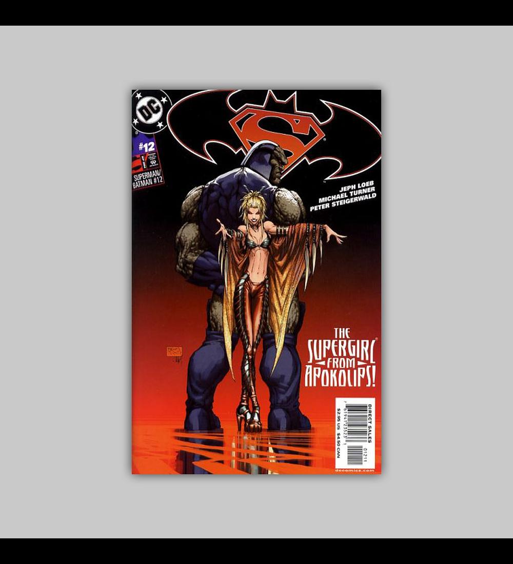 Superman/Batman 12 2004