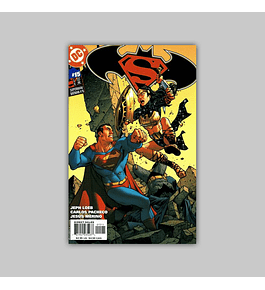 Superman/Batman 15 2005