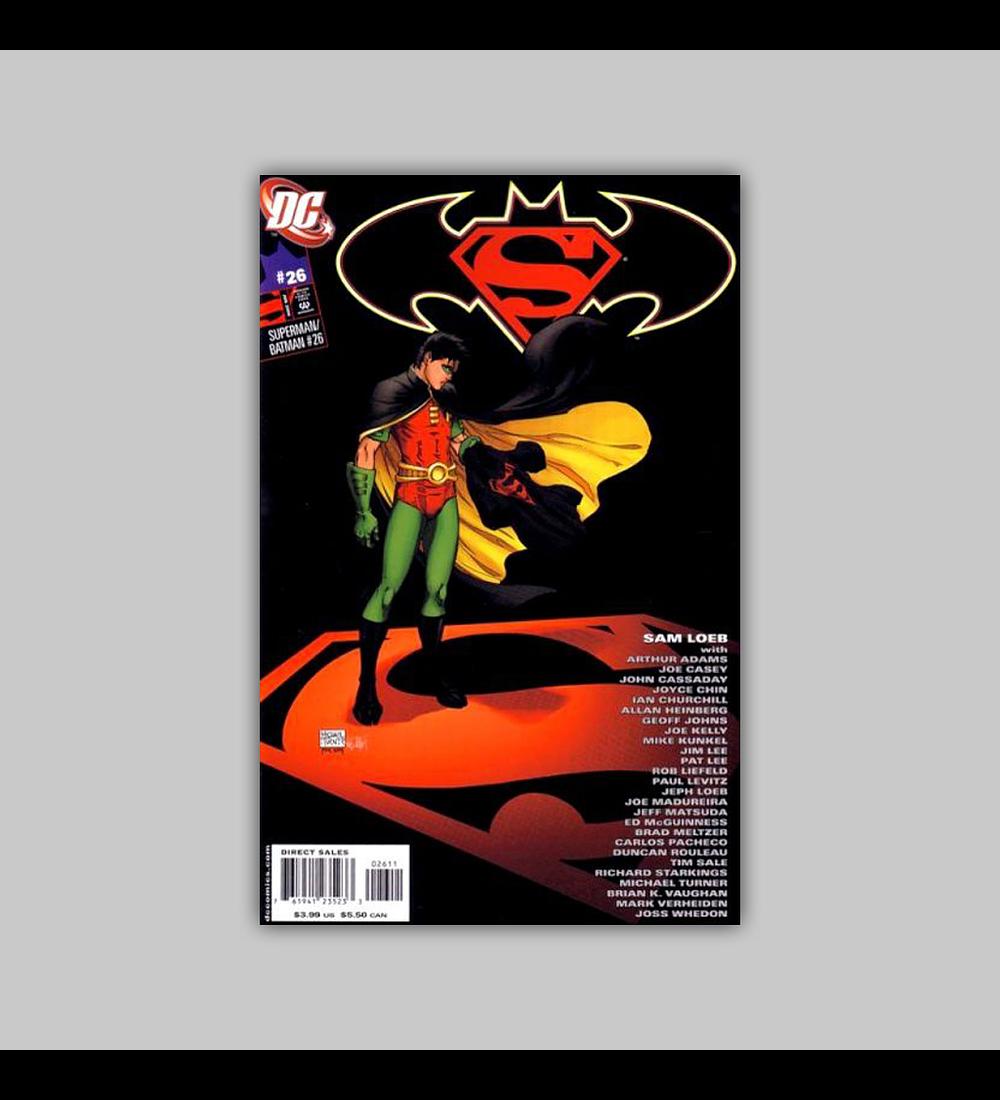 Superman/Batman 26 2006