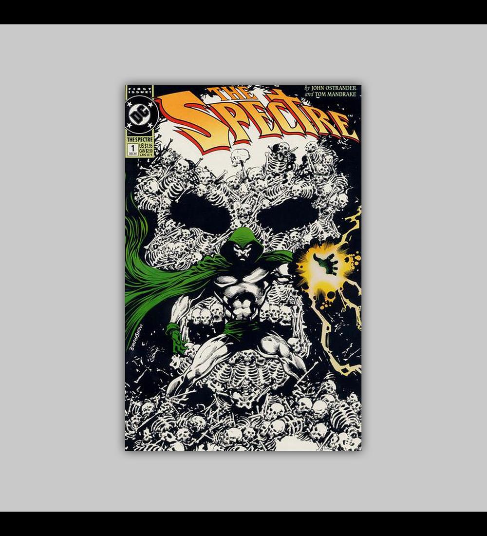 The Spectre (Vol. 3) 1 Glow In the Dark 1992