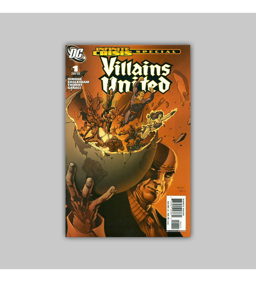 Villains United: Infinite Crisis Special 2006