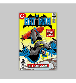 Batman 352 VF/NM (9.0) 1982