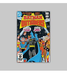 Batman and the Outsiders 1 1983