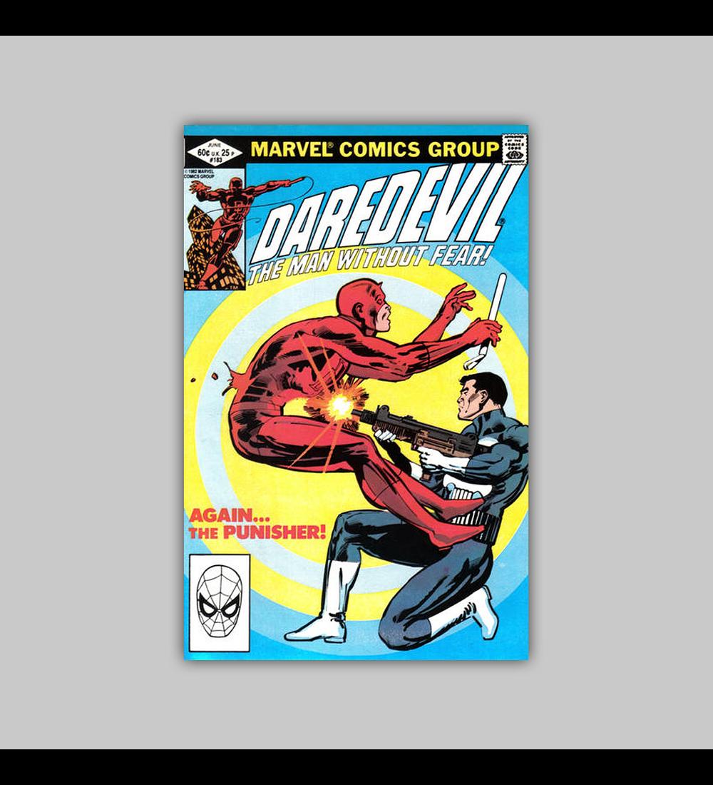 Daredevil 183 FN (6.0) 1982