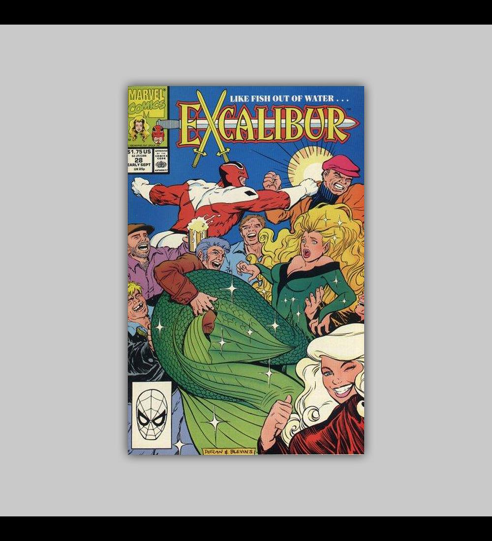 Excalibur 28 1990