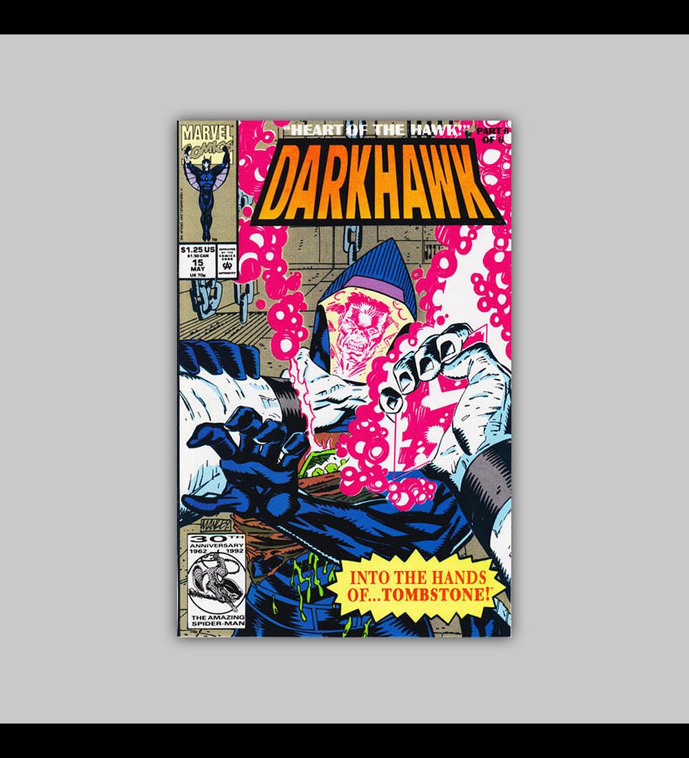 Darkhawk 15 1992