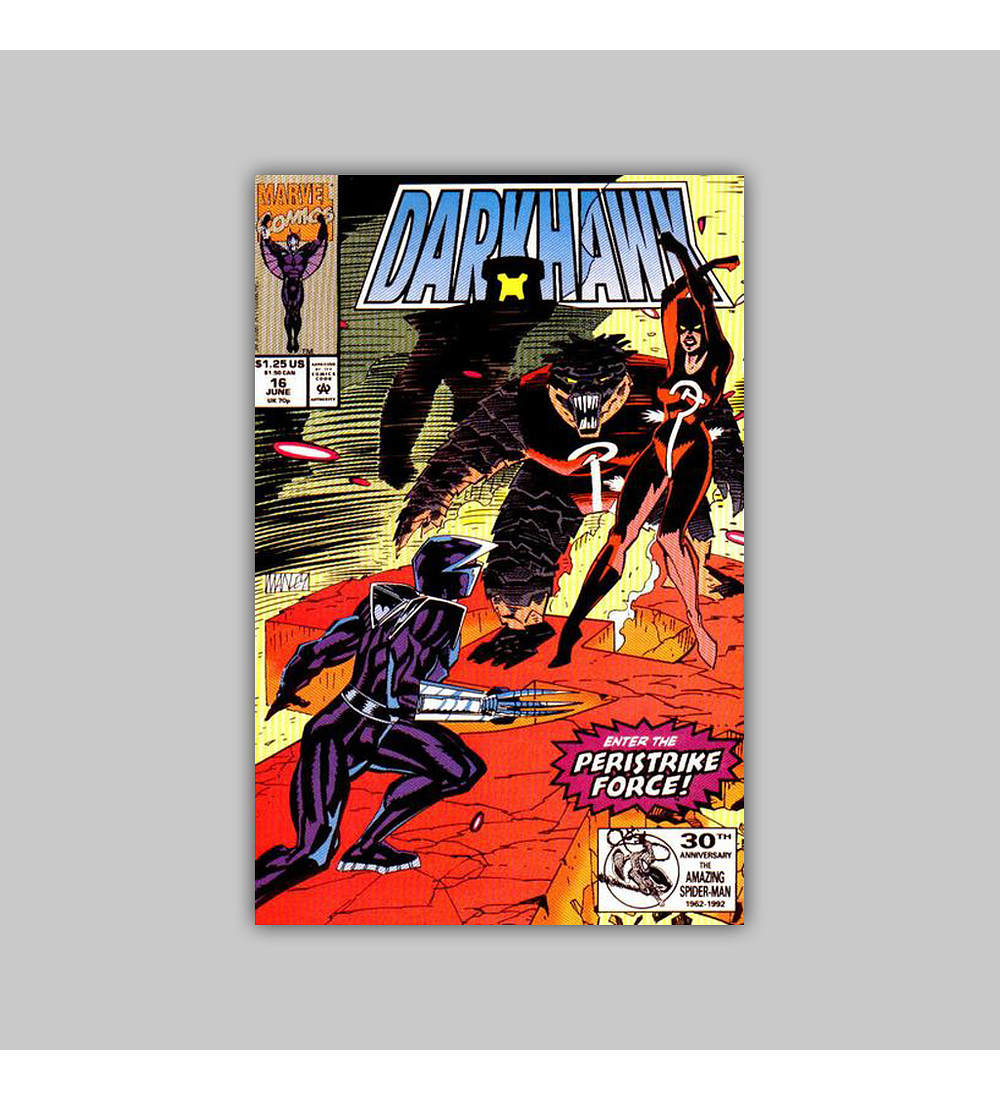Darkhawk 16 1992