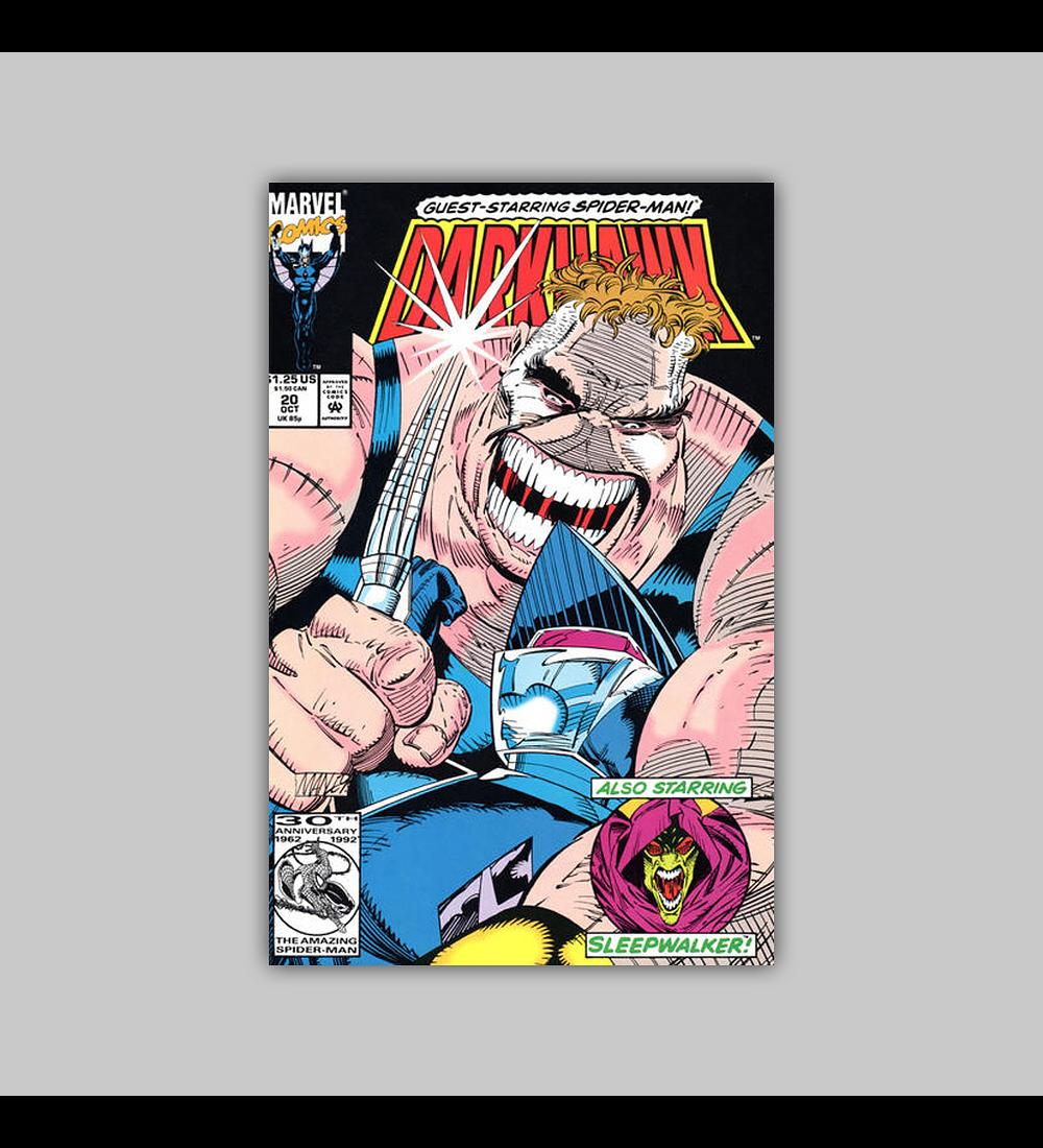 Darkhawk 20 1992