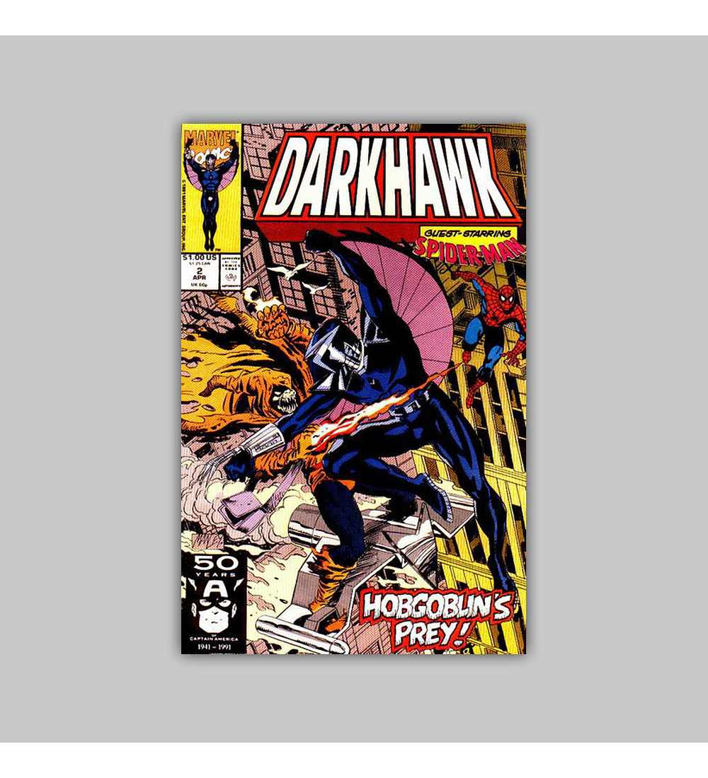 Darkhawk 2 1991