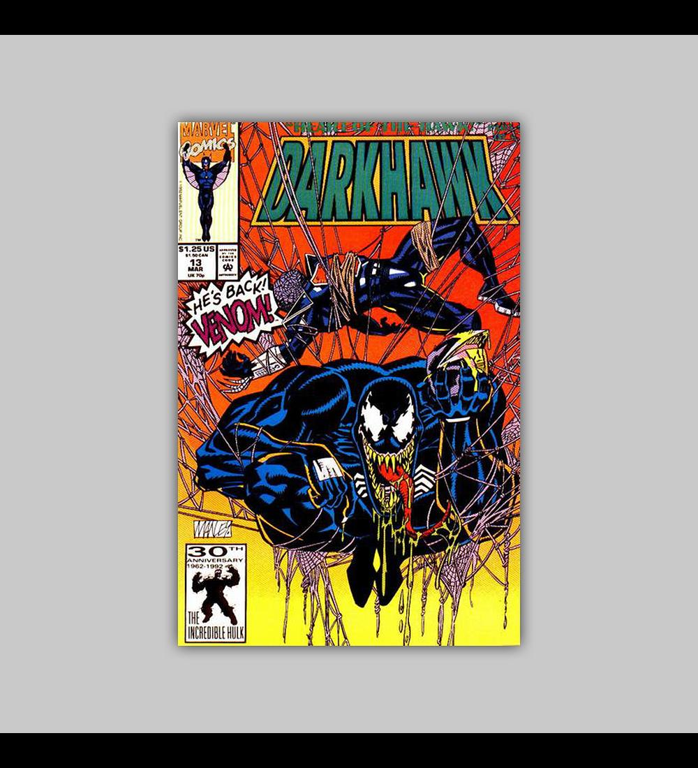 Darkhawk 13 1992