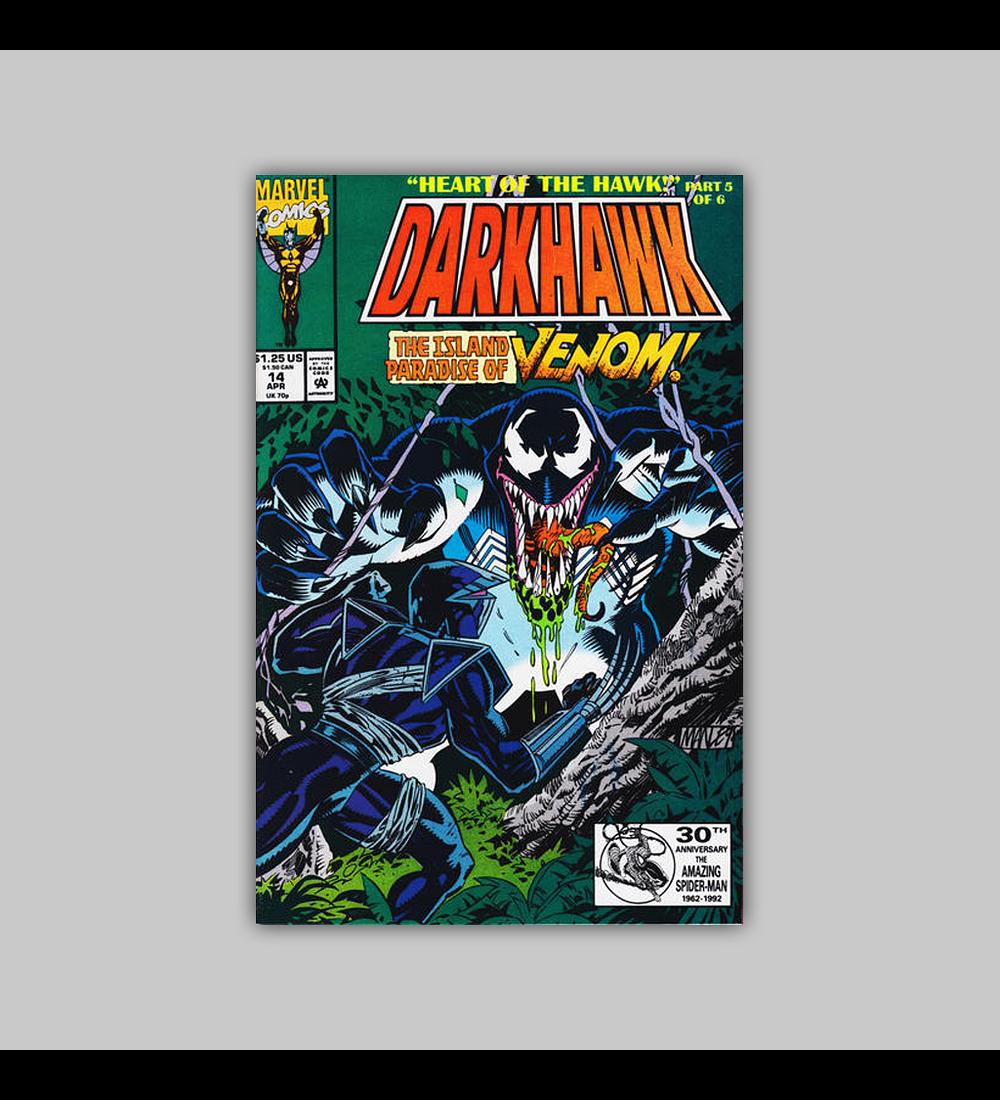 Darkhawk 14 1992
