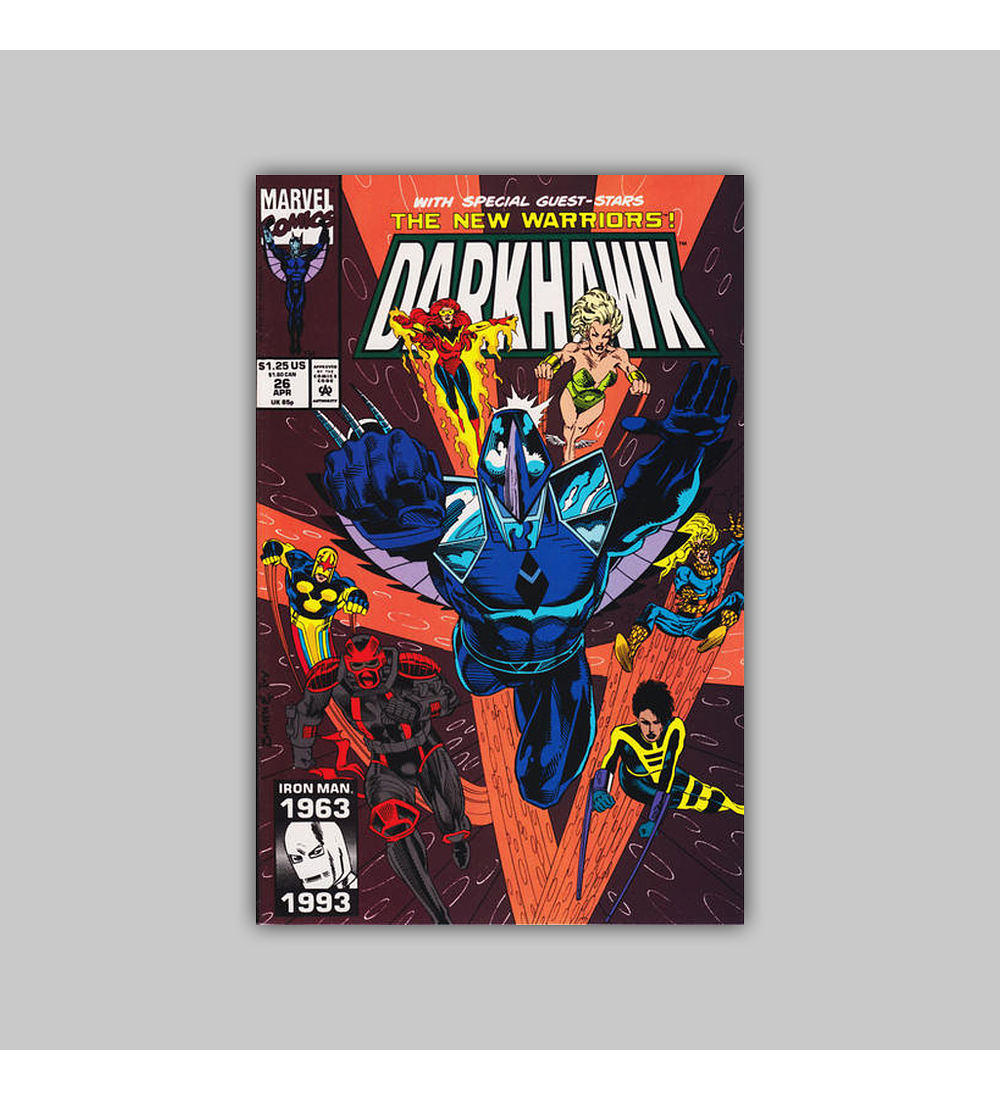 Darkhawk 26 1993